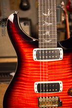 2017 Paul Reed Smith PRS Paul's Guitar Artist Package Custom Color Faded Solana Burst