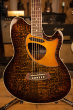 2018 Ibanez TCM50-VBS Talman Acoustic-Electric Vintage Brown Sunburst