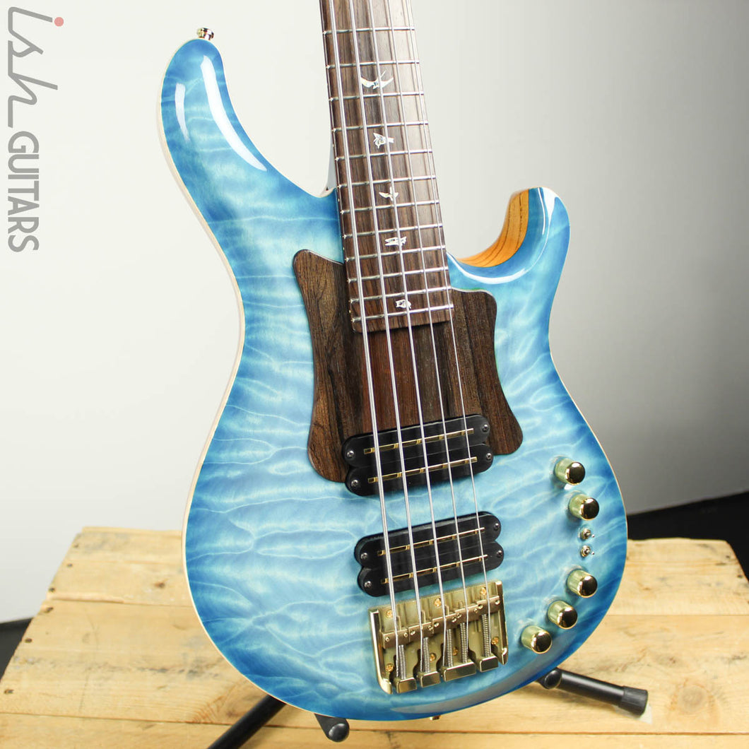 2011 PRS Private Stock Gary Grainger 5-String