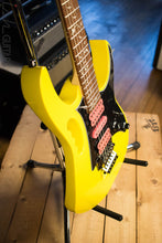 2018 Ibanez JEMJRSP Yellow B-Stock