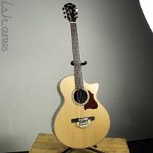 Ibanez AE255BT Baritone Natural
