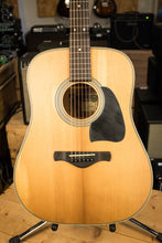 Ibanez Artwood AVD11 Thermo Aged Acoustic Guitar Antique Natural Semi-Gloss