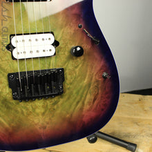 Ibanez Iron Label RGIX6FDLB Electric Guitar Northern Lights Burst