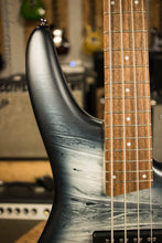 Ibanez SR300E Black Planet Matte Electric Bass