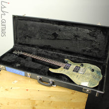 1985 PRS Custom 24 Whale Blue Faded
