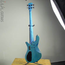 2018 Spector Ish Limited NS-2 Bolt-On Coral Blue
