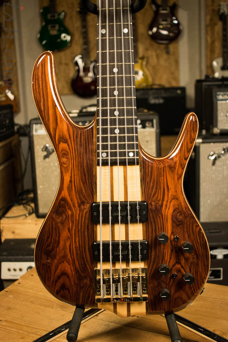Ken Smith BSR 5 String Bass