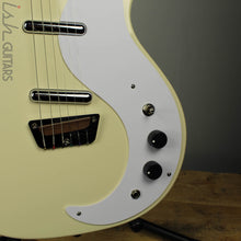 Danelectro Stock 59 Cream Solidbody Electric Guitar
