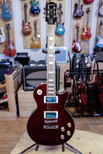 Epiphone Les Paul 1960 Tribute Plus Black Cherry