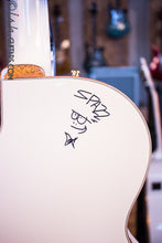 "Gretsch G6139-CB White Falcon Center Block Signed by Brian Setzer and Johnny ""Spazz"" Hatton"