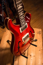 Paul Reed Smith PRS Hollowbody II HBII Blood Orange