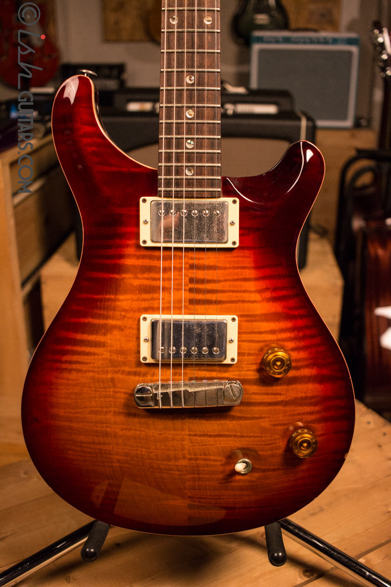 Paul Reed Smith PRS McCarty 2001 Solid Rosewood Neck 10 Top