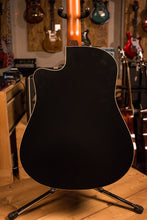 Seagull Entourage CW Black GT QI Acoustic Electric Guitar