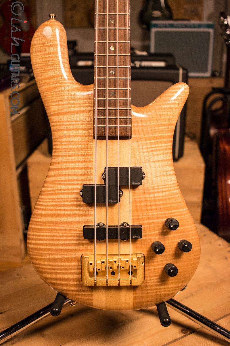 Spector Euro CR4 EuroLX 4 String Bass Guitar