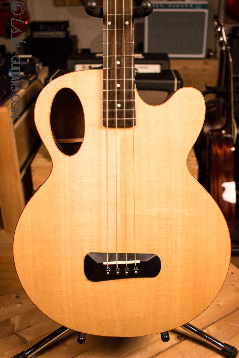 Spector Timbre Acoustic Electric Bass Guitar TB.4