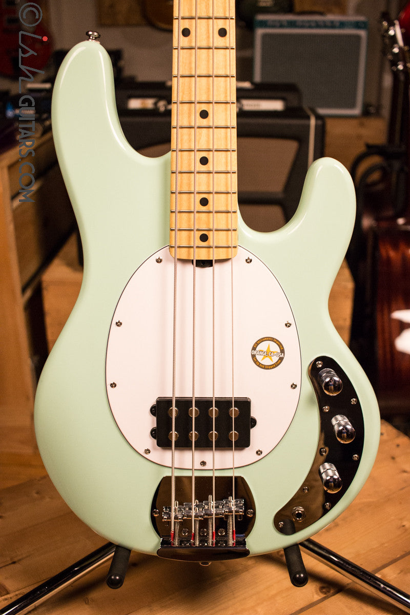 Sterling by Musicman SUB Ray4 Mint Green Active Electronics
