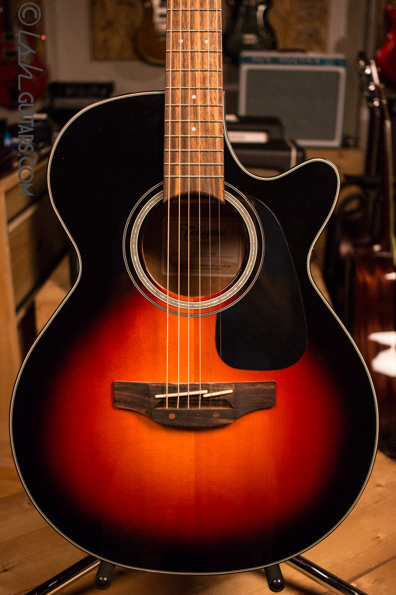 Takamine Acoustic Guitar G Series GF30CE BSB