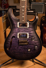 Paul Reed Smith PRS Custom 24 Semi-Hollow Wood Library Ish Guitars Exclusive Purple Mist