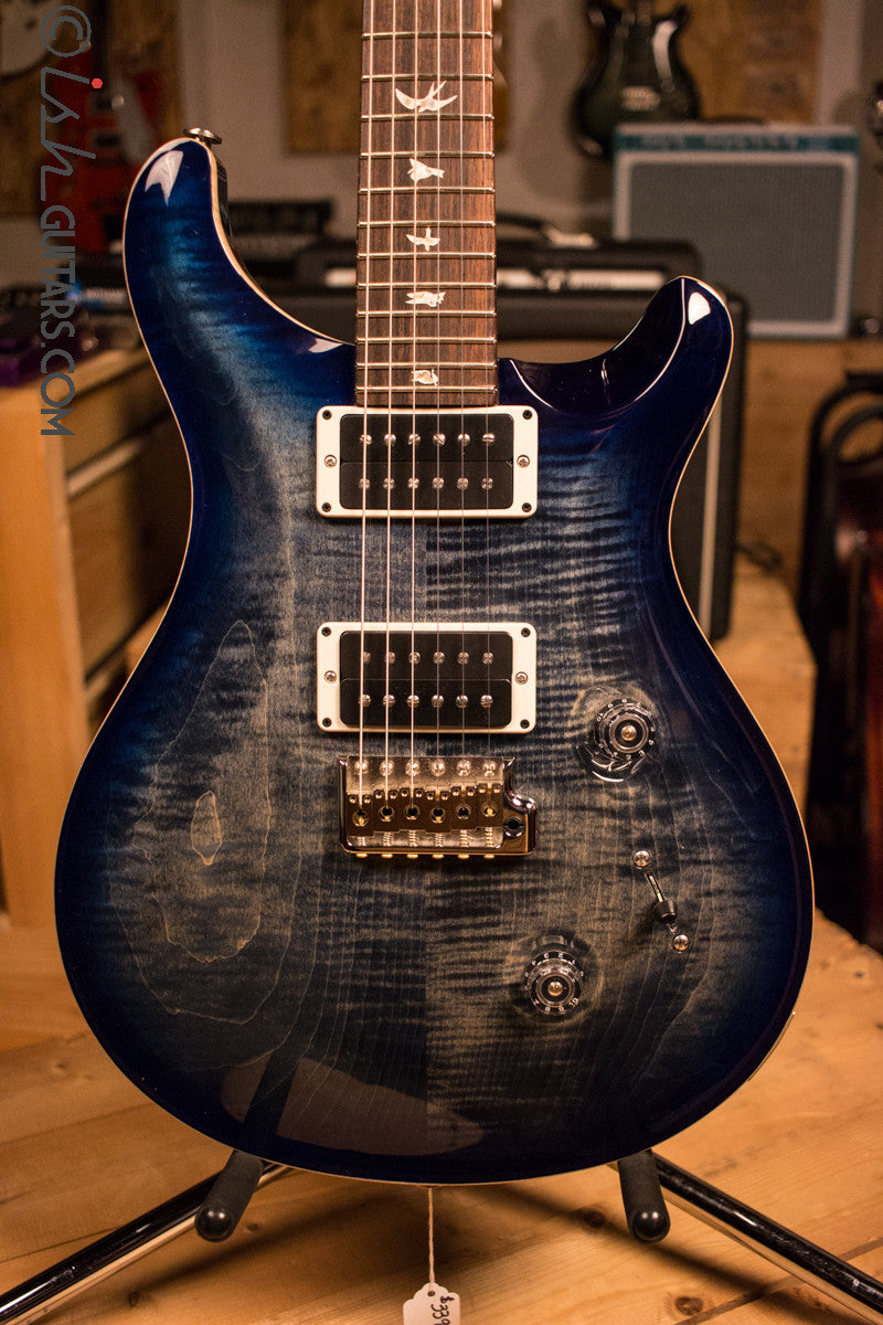 PRS Custom 24 Custom Color Faded Whale Blue Burst