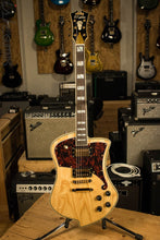 D'Angelico Deluxe Ludlow Swamp Ash Electric Natural Finish