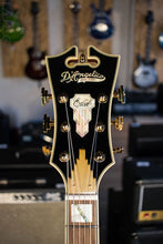 D'Angelico Excel EXL-1 Iced Tea Burst Hollowbody Electric Guitar