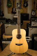 D'Angelico Premier Niagara Acoustic Guitar Spruce Top Natural Finish