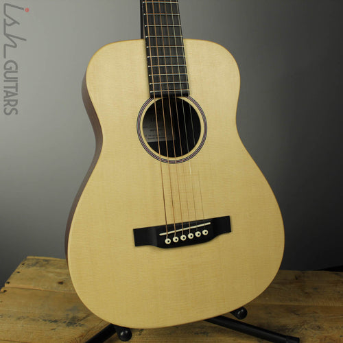 Martin LX1E Little Martin Acoustic-Electric Guitar Natural