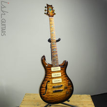 2019 PRS Private Stock McCarty 594 Semi-Hollow P90 McCarty Glow Smoked Burst