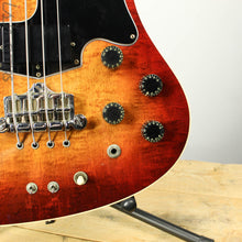 1981 Gibson RD Artist Bass Curly Maple Tobacco Sunburst