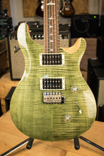2018 Paul Reed Smith SE Custom 24 Trampas Green