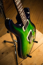 Paul Reed Smith PRS 408 Rare Custom Color Green Blue Burst Electric Guitar