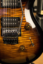 Paul Reed Smith PRS Custom 24 Floyd Rose Black Gold Burst Non 10 Top