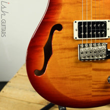 Paul Reed Smith S2 Custom 22 Semi-Hollow Dark Cherry Sunburst
