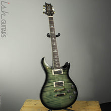 2018 Paul Reed Smith McCarty 594 10 Top Trampas Green Smokeburst
