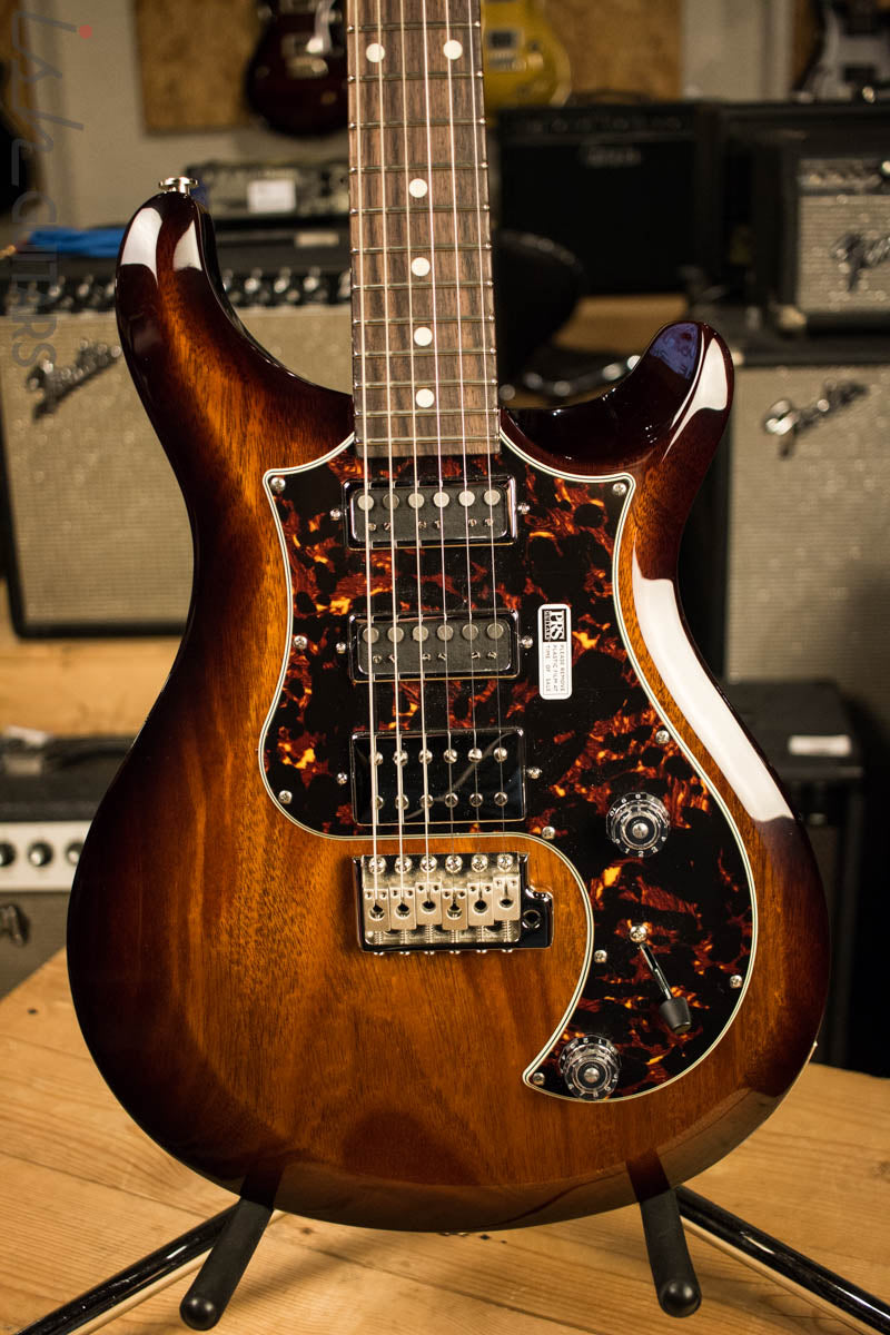 Paul Reed Smith PRS 2018 S2 Studio McCarty Tobacco Sunburst Limited Edition