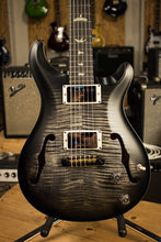 Paul Reed Smith Wood Library Hollowbody 1 Charcoal Burst with Ebony Fretboard