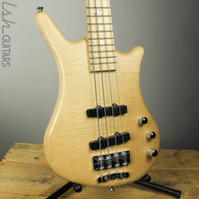 2003 Warwick Bleached Blonde Thumb Bolt On Four String Limited Edition