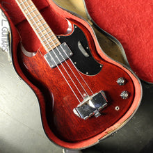 1966 Gibson EB-0 Electric Bass Cherry w/ OHSC