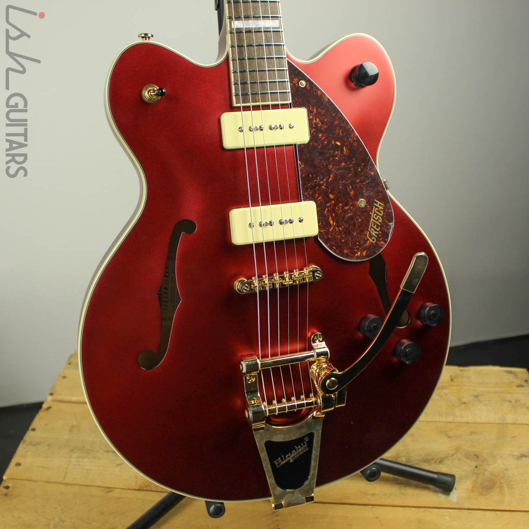 Gretsch Streamliner G2622TG-P90 Limited Edition Candy Apple Red