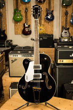 Gretsch G5420LH Electromatic Hollowbody Left Handed Lefty Electric Guitar - Black Finish