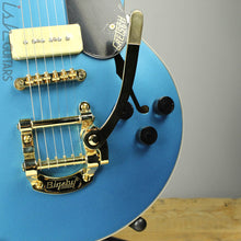 Gretsch G2655TG-P90 Limited Edition Streamliner Center Block Jr. Riviera Blue