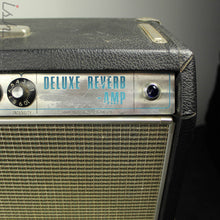 "1968 Fender Deluxe Reverb ""Drip Edge"" w/ Footswitch"