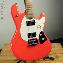 Sterling by Music Man StingRay Guitar Fiesta Red SR30