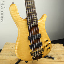 2014 Warwick Streamer Stage I Broadneck 5-String Bass Honey Violin