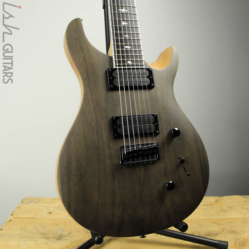 2020 PRS SE Mark Holcomb SVN 7 String Walnut