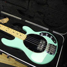 2017 Ernie Ball Music Man StingRay 4 Old Smoothie Mint Green