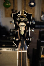 D'Angelico Premier Bowery Acoustic Guitar Natural