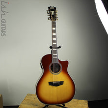 D'Angelico Premier Fulton 12 String Iced Tea Burst