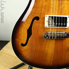 2020 PRS SE Hollowbody Standard McCarty Tobacco Sunburst
