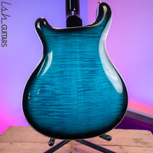 2020 PRS SE Hollowbody II Piezo Peacock Blue